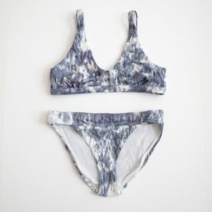 Athleta Tulum Bikini Set  Small